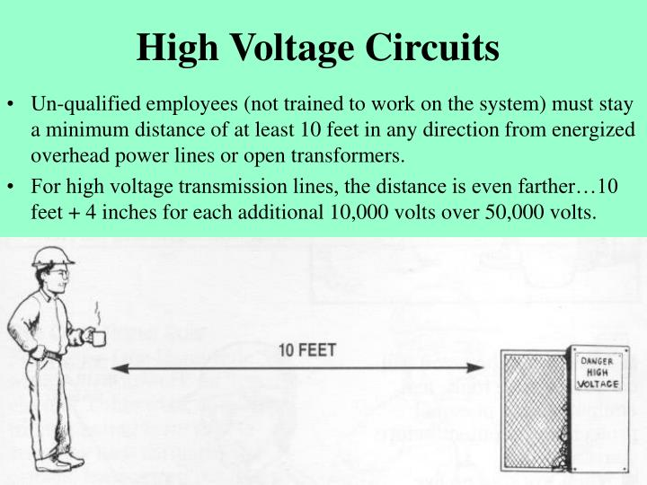High Voltage Circuits