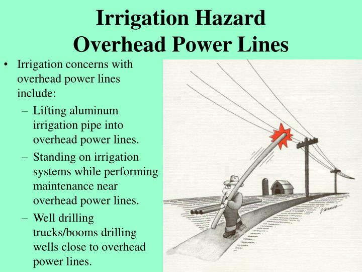 Irrigation Hazard