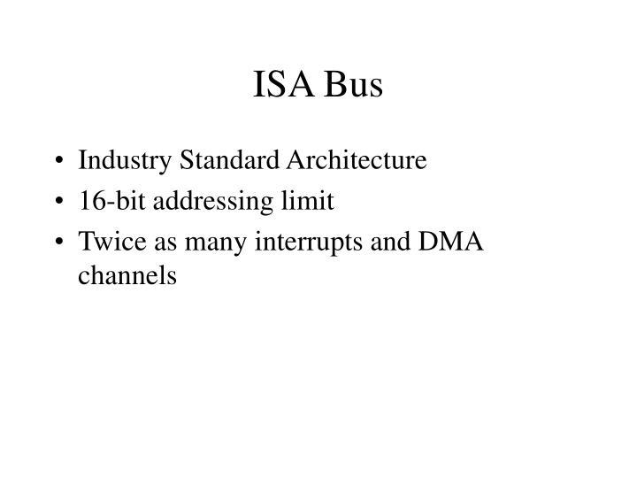 ISA Bus