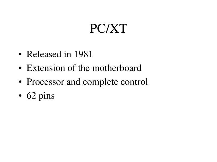 PC/XT