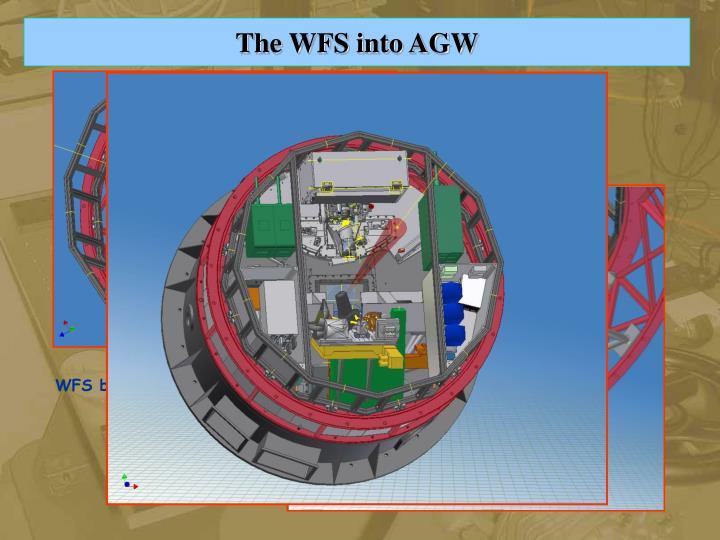 The WFS into AGW