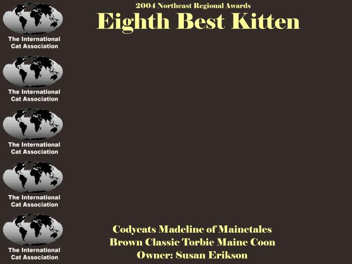 Eighth Best Kitten