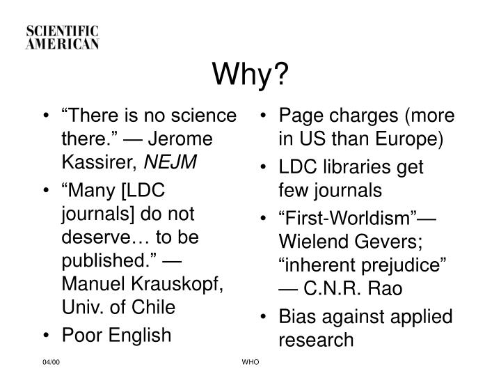 """""""There is no science there."""" — Jerome Kassirer,"""