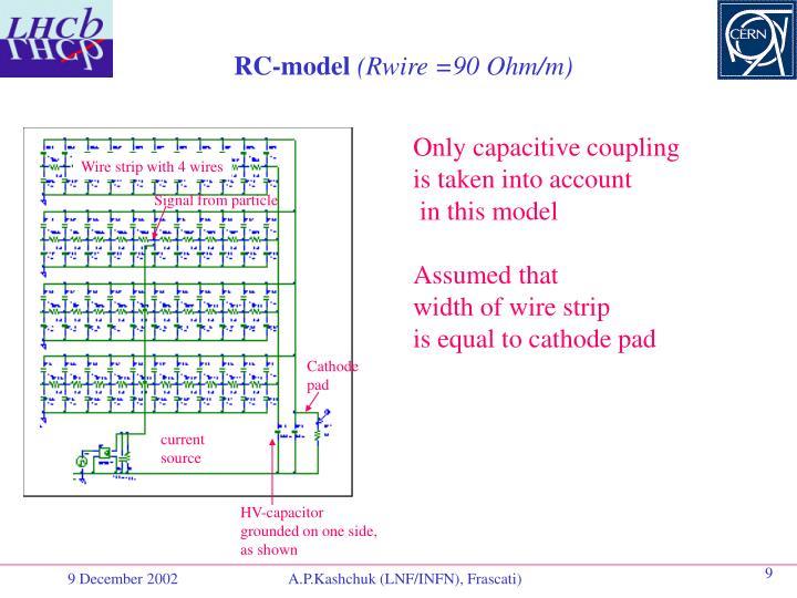 RC-model