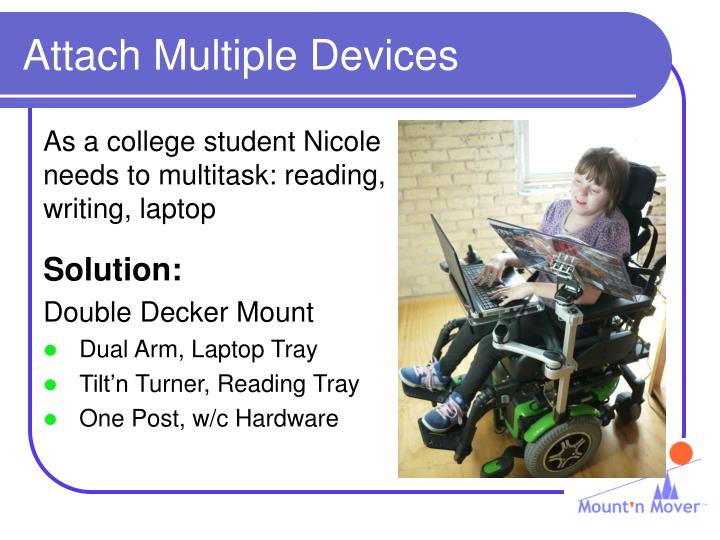 Attach Multiple Devices