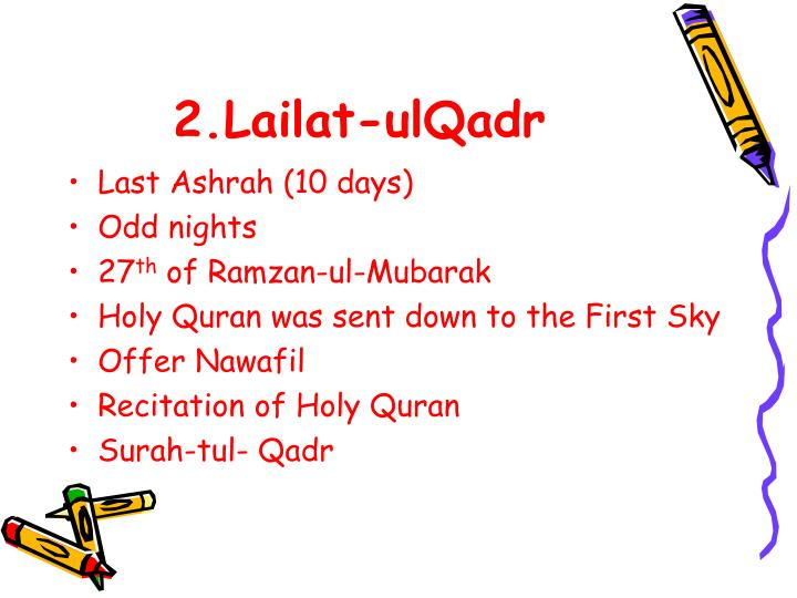 2.Lailat-ulQadr