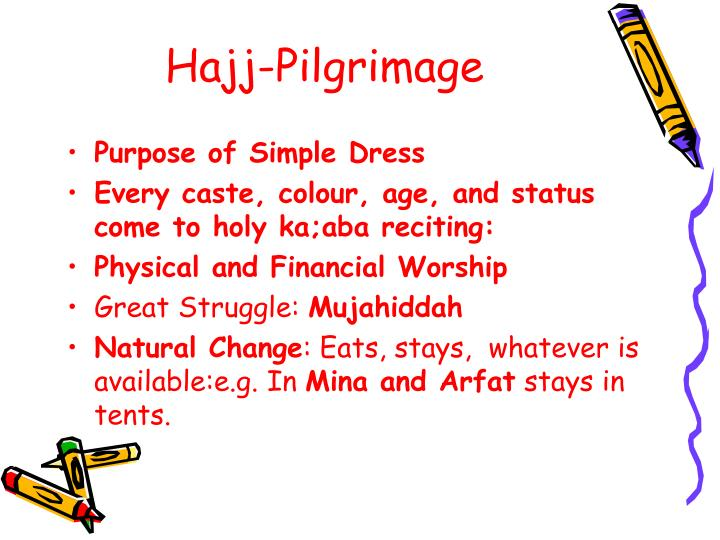 Hajj-Pilgrimage