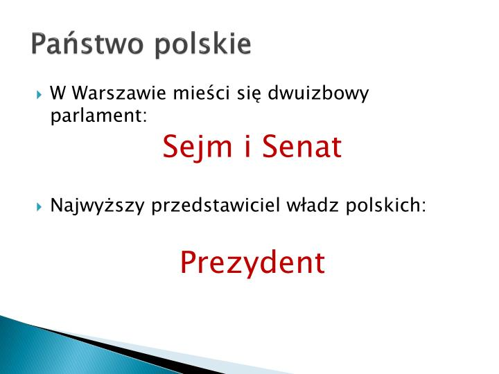 Państwo polskie