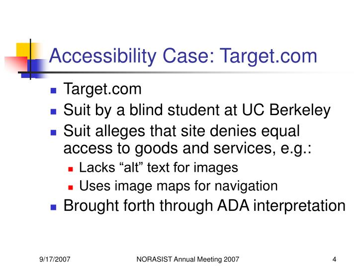 accessibility and usability relationship