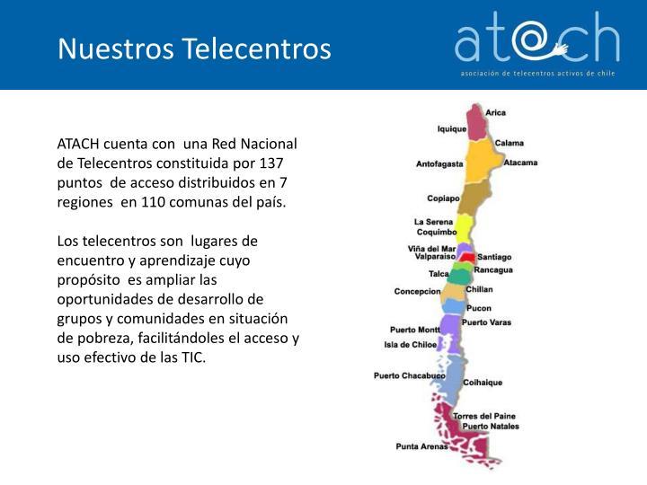 Nuestros Telecentros