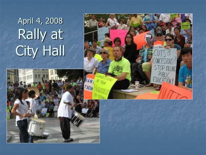April 4, 2008