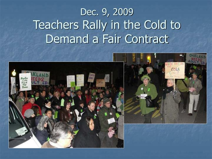 Dec. 9, 2009