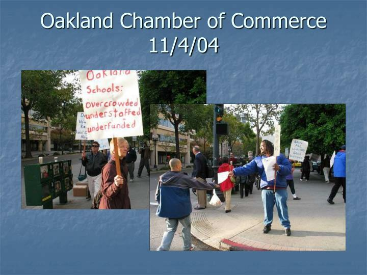 Oakland Chamber of Commerce