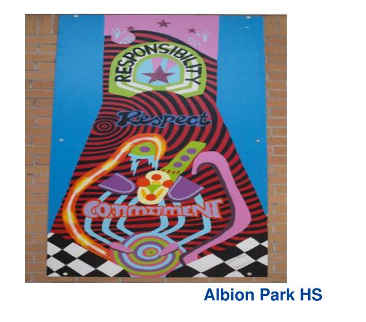 Albion Park HS