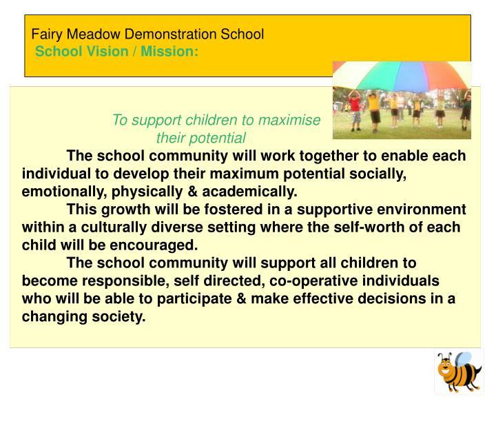 Fairy Meadow Demonstration School