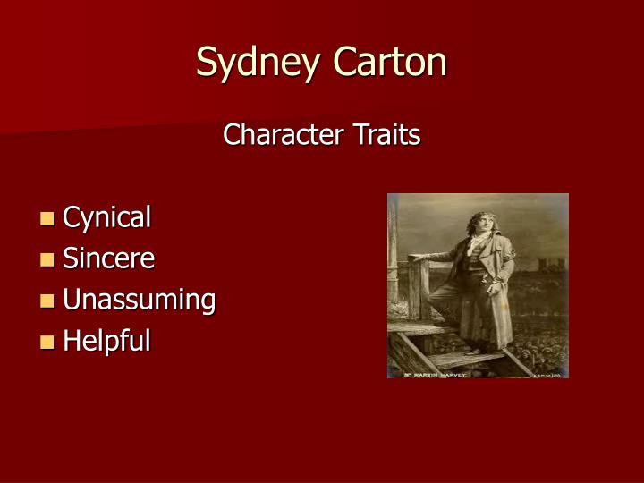 Sydney Carton