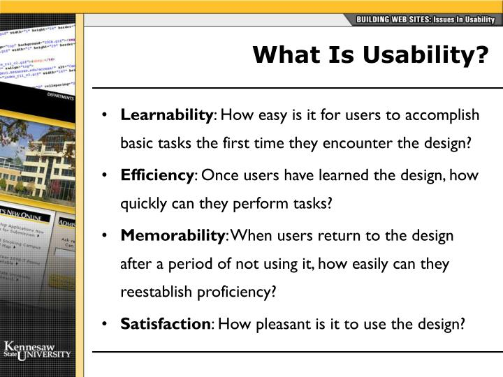 What is usability1