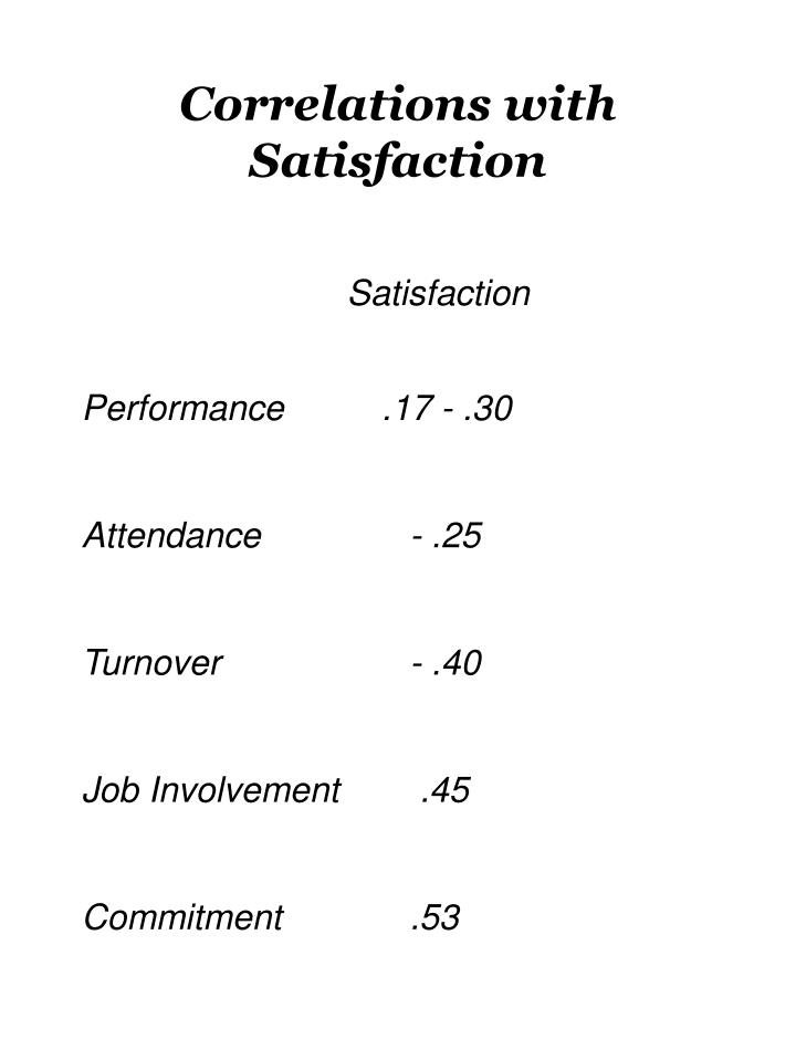 organizational commitment job satisfaction stress motivation Work attitudes and job motivation home - kayla weaver (fa16 002)  i/o psychologists have identified numerous variables that seem to contribute to either job satisfaction or organizational commitment (glisson & durick, 1988)  work-home conflict among nurses and engineers: mediating the impact of role stress on burnout and satisfaction at.