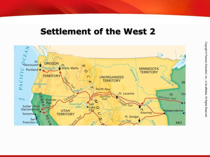 spanish settlement of the west essay
