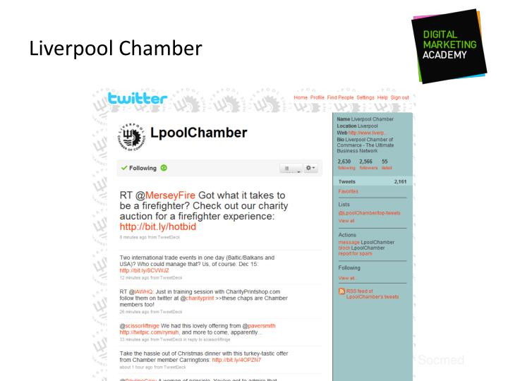Liverpool Chamber