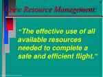 crew resource management1
