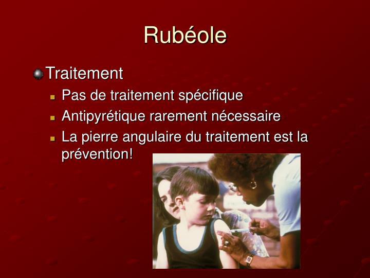 Rubéole