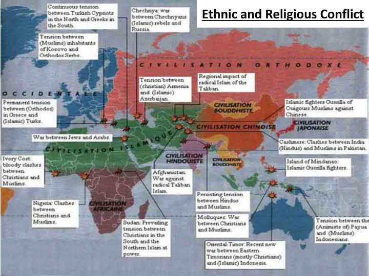 Ethnic and Religious Conflict