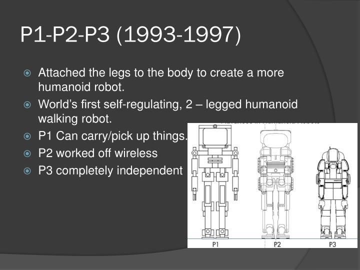 P1-P2-P3 (1993-1997)