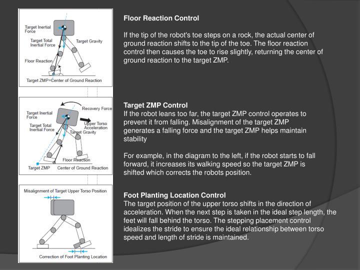 Floor Reaction Control