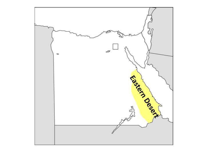 Eastern Desert