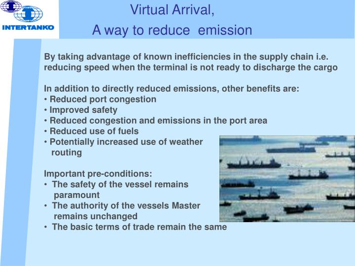 Virtual Arrival,
