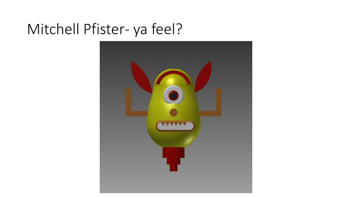 Mitchell Pfister-