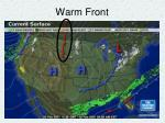 warm front1