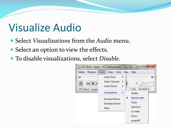 Visualize Audio