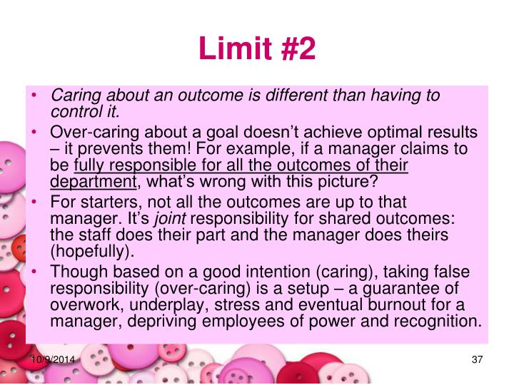 Limit #2