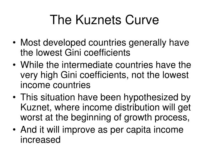 The Kuznets Curve