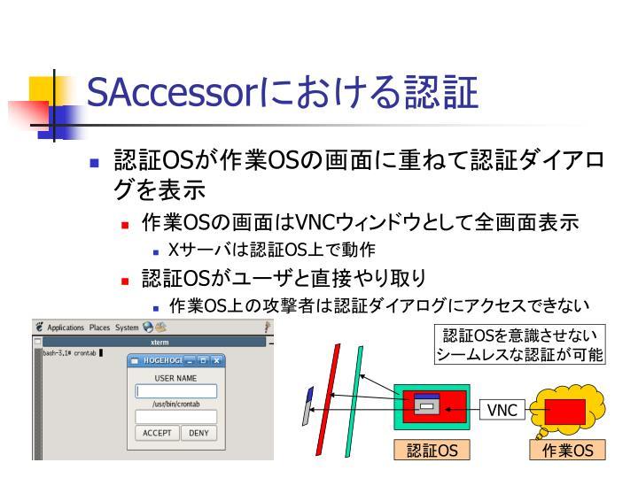 SAccessor