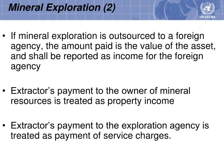 Mineral Exploration (2)