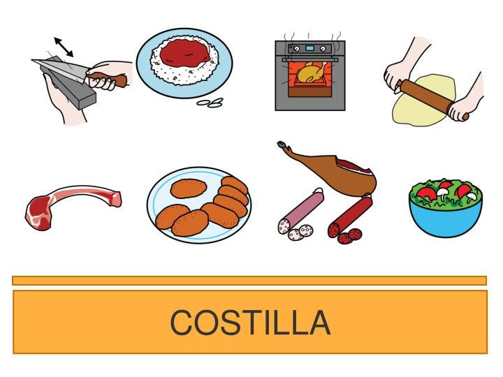 COSTILLA