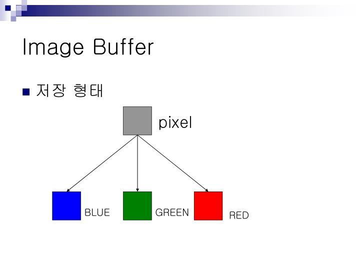 Image Buffer
