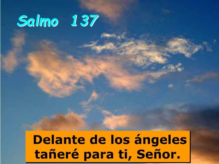 Salmo  137