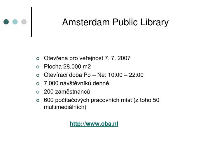 Amsterdam Public Library