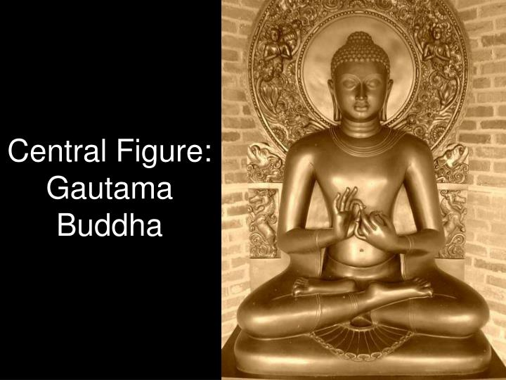 Central Figure: Gautama Buddha