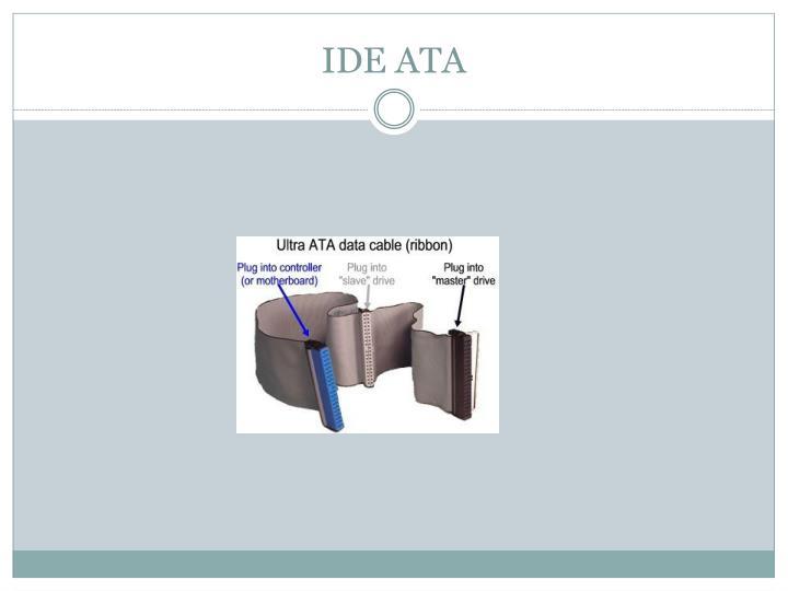 IDE ATA