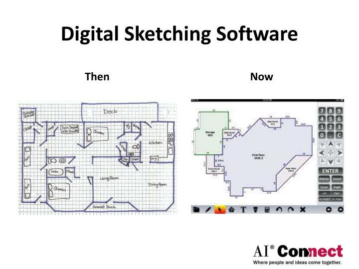 Digital Sketching Software