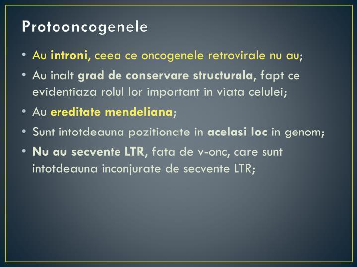 Protooncogenele