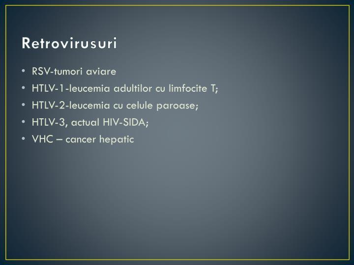 Retrovirusuri