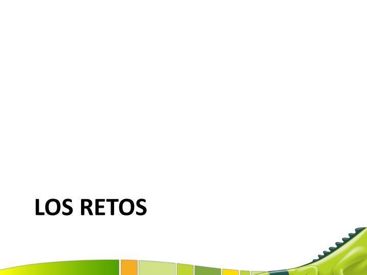 LOS RETOS