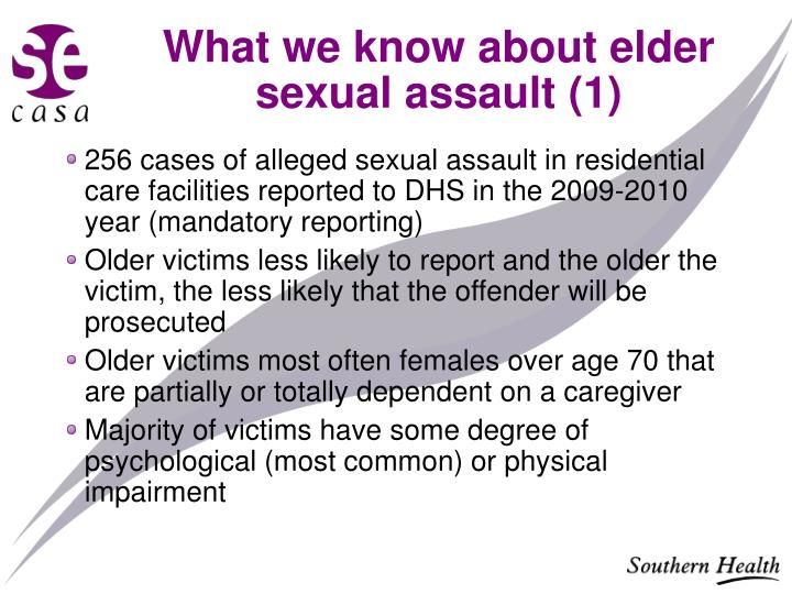 What we know about elder sexual assault (1)