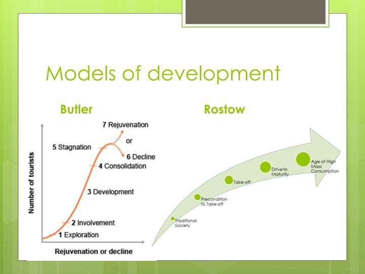 Models of development